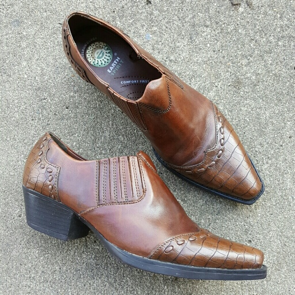 f12ce19c Earth Spirit Shoes | Cheyenne Western Ankle Booties 8 | Poshmark